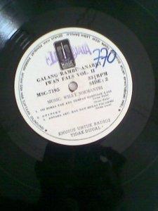 Galang Rambu Anarki adalah lagu yang menjelma menjadi hit Iwan Fals di tahun 1982 (Foto Denny Sakrie)