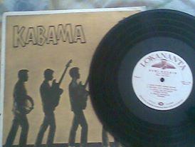 Album debut band Kabama dari Kalimantan pada tahun 1967 (Foto Denny Sakrie)